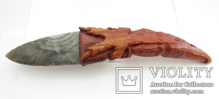 Крем`яний ніж ., фото №8