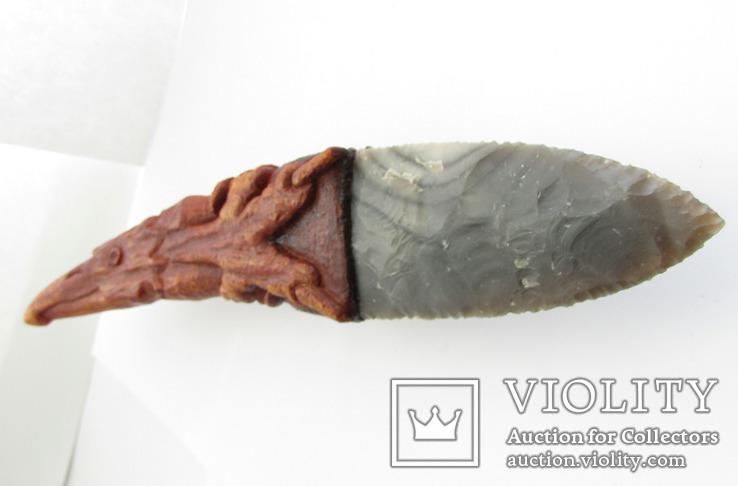 Крем`яний ніж ., фото №9