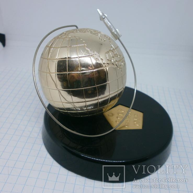 Настольный сувенир Космос. СССР сентябрь 1959. Запуск Луна-2, фото №6