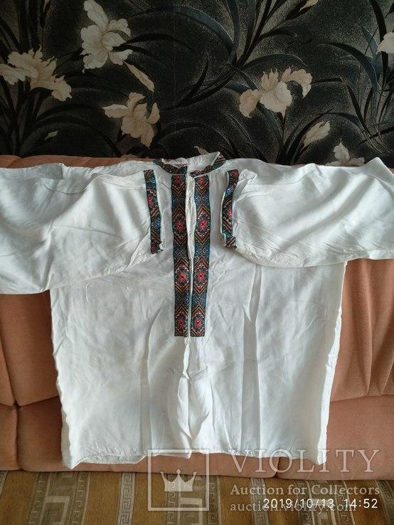 Сорочка старинная, фото №2