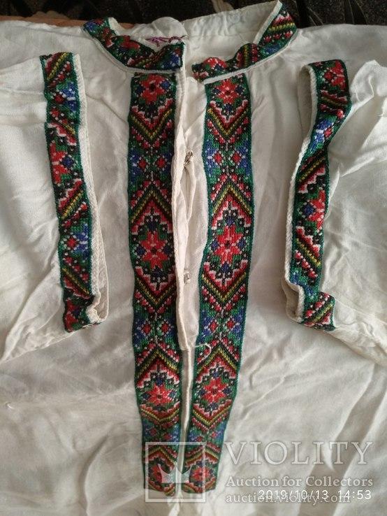 Сорочка старинная, фото №3
