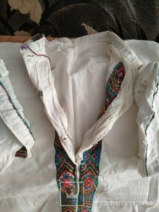 Сорочка старинная, фото №4