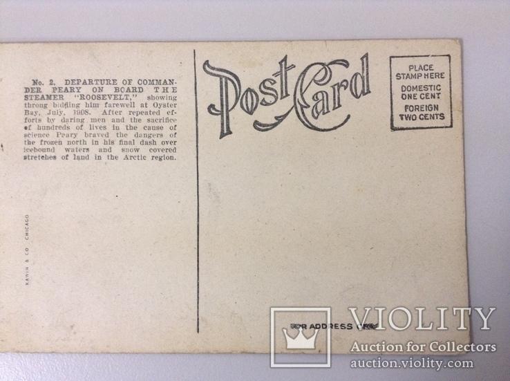 США,Чикаго 1909г, фото №3