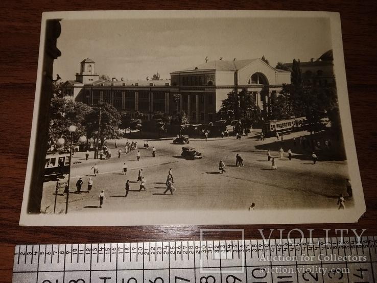 Киев 30-е года Академия наук СССР мистецтво