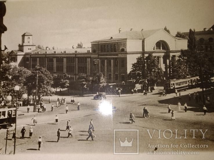 Киев 30-е года Академия наук СССР мистецтво, фото №3
