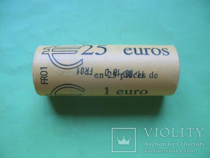 Монако 1 евро 2018 г. UNC., фото №3