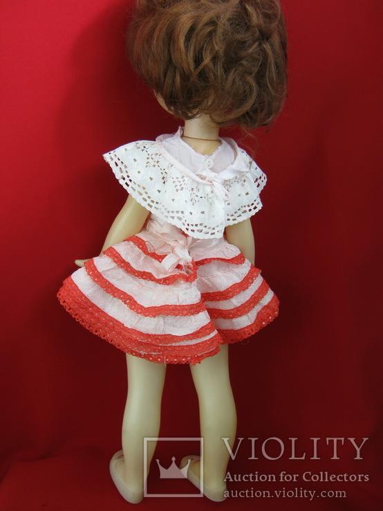 """Кукла ,Ленигрушка. Клеймо """"Мишка"""".50 см., фото №3"""
