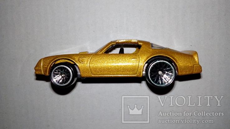 Машинка Хот Вилс Hot Wheels  №8 1977 год, фото №3