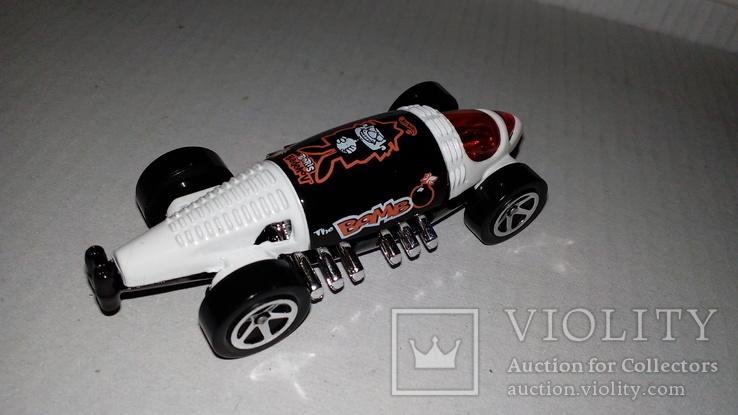 Машинка Хот Вилс Hot Wheels №9 интересная, фото №2