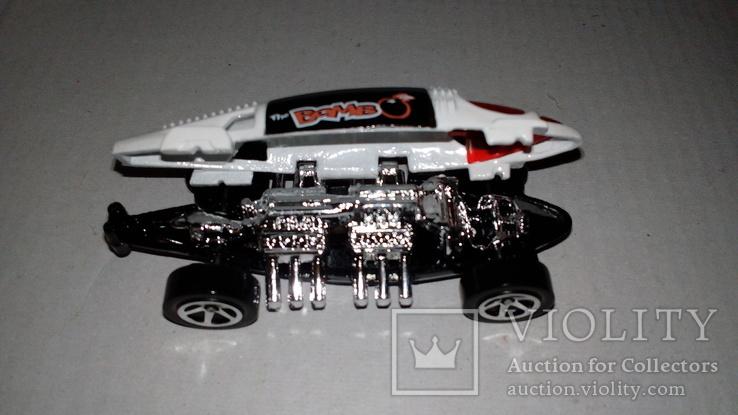 Машинка Хот Вилс Hot Wheels №9 интересная, фото №3