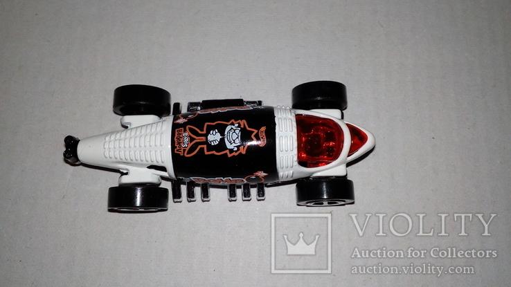 Машинка Хот Вилс Hot Wheels №9 интересная, фото №4