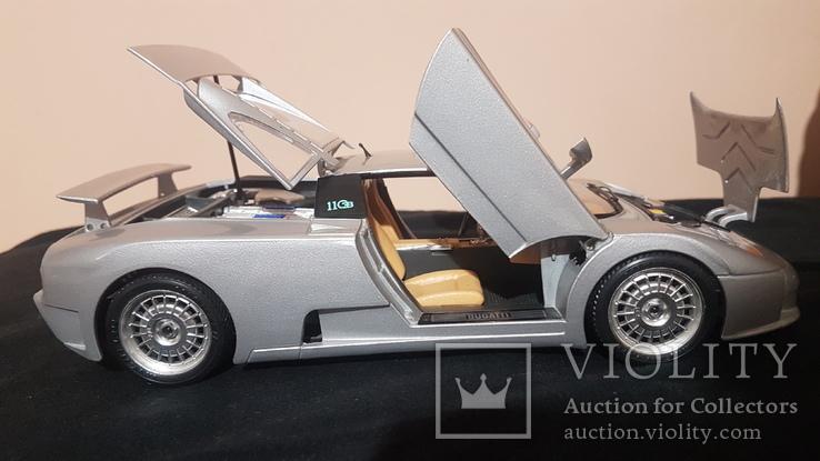 Машина Bugatti 1991. Италия, фото №9
