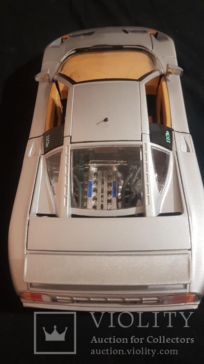 Машина Bugatti 1991. Италия, фото №10