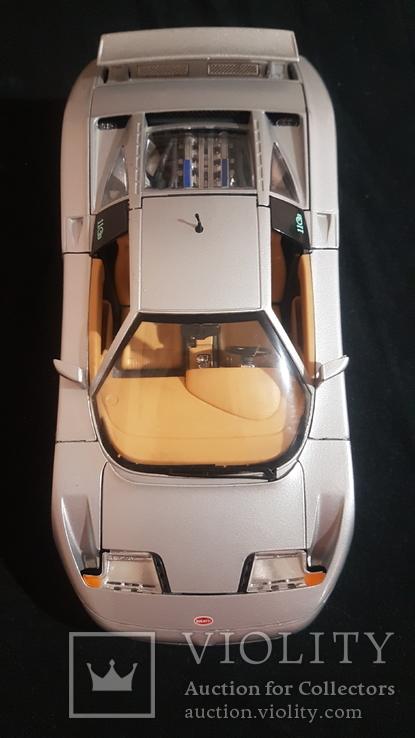 Машина Bugatti 1991. Италия, фото №11