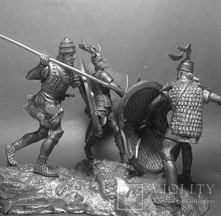 Греция.Троянская война 13-14 век до н.э.Гектор.Ахиллес.Патрокл., фото №4