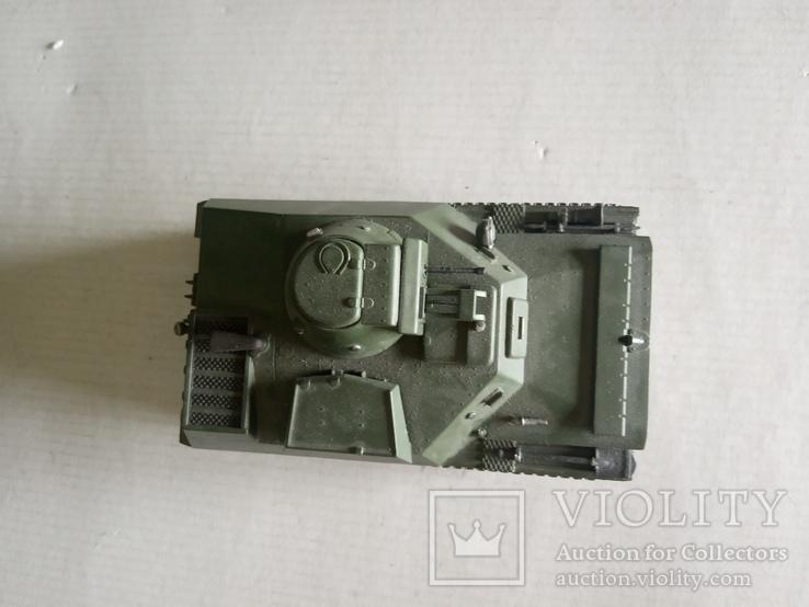 Модель танка Т-40   1/35, фото №4