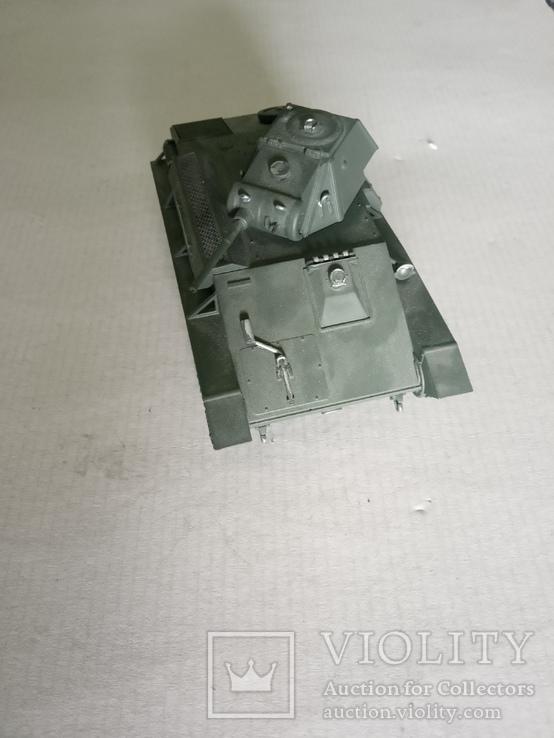 Модель танка Т-70   1/35, фото №3