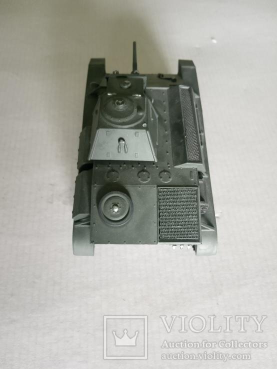 Модель танка Т-70   1/35, фото №4