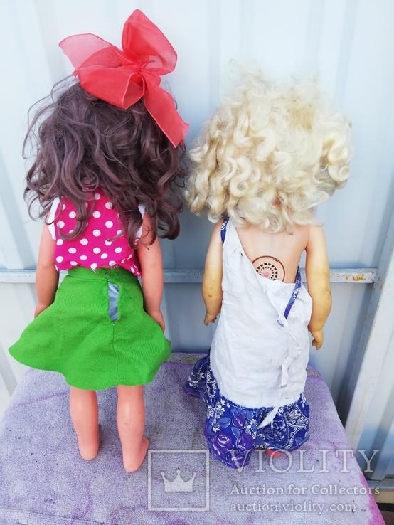 Две Куклы высота 47 см, фото №3