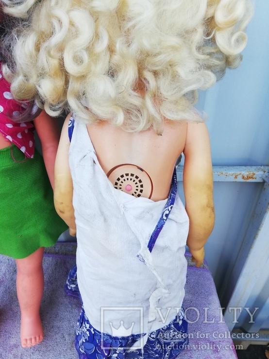 Две Куклы высота 47 см, фото №5