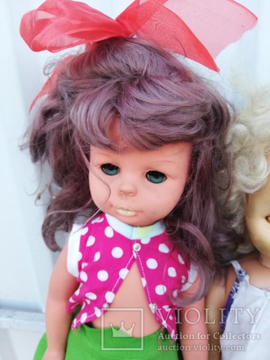 Две Куклы высота 47 см, фото №10