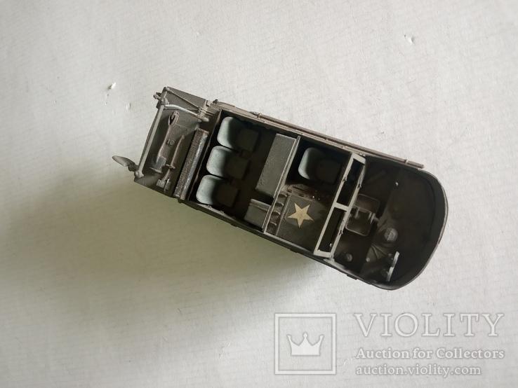 Модель M29C Water Wiesel 1/72