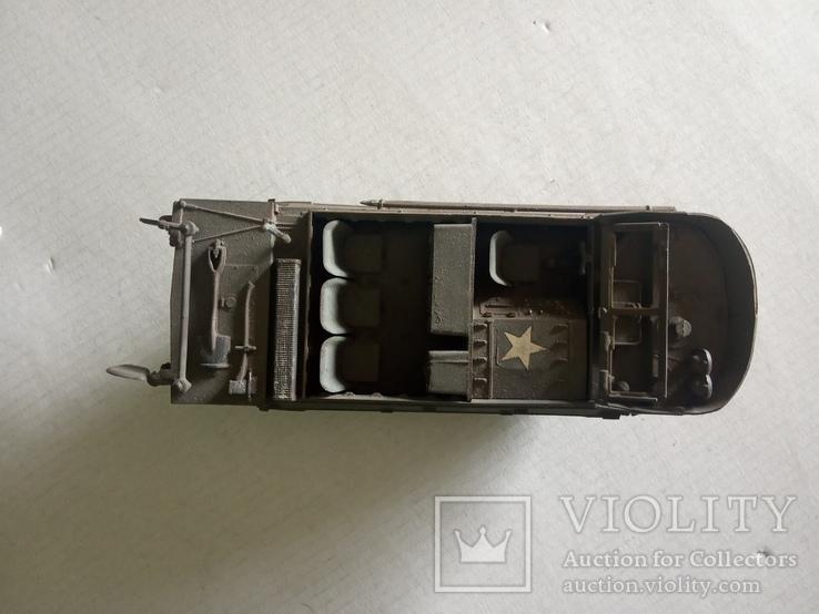 Модель M29C Water Wiesel 1/72, фото №3