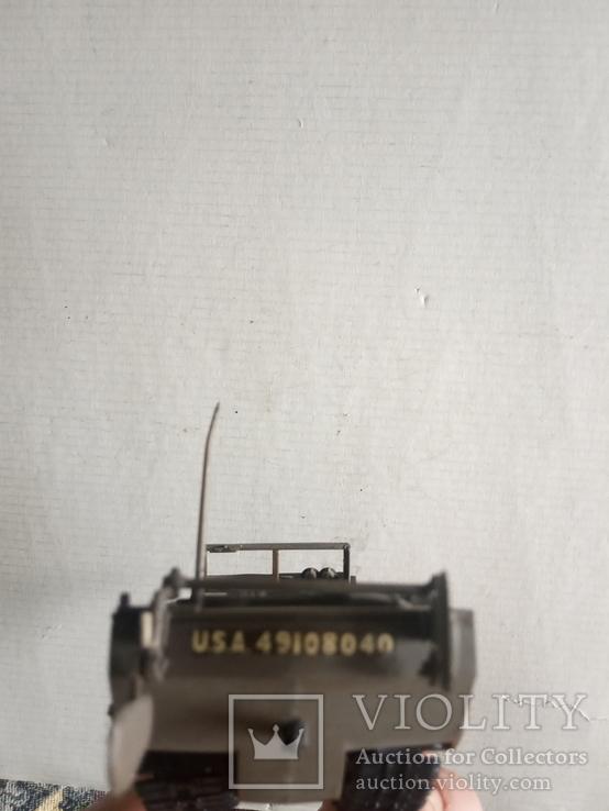 Модель M29C Water Wiesel 1/72, фото №7