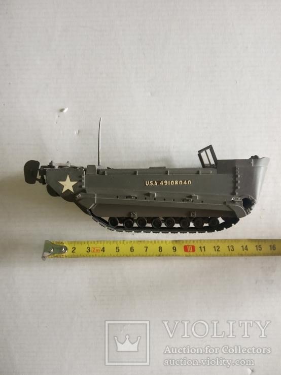 Модель M29C Water Wiesel 1/72, фото №9