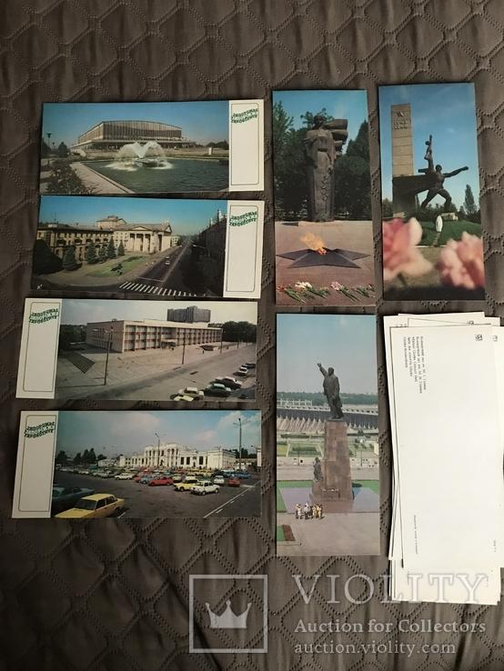 Набор открыток «Запоріжжя», фото №5