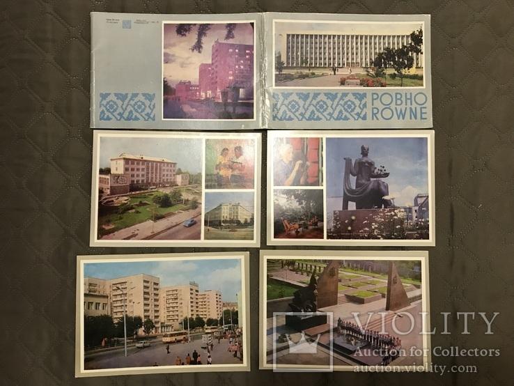Набор открыток « Ровно», фото №2