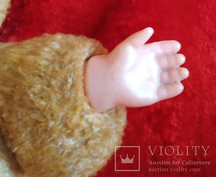 Кукла времён СССР. Рост 45 см., фото №6
