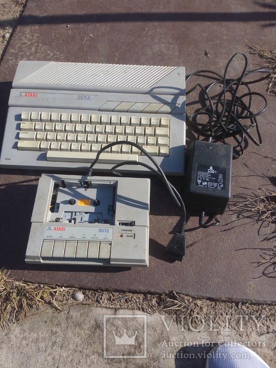 Atari 65xe, Atari xc12.