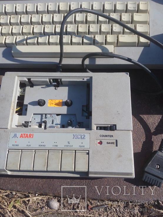 Atari 65xe, Atari xc12., фото №3