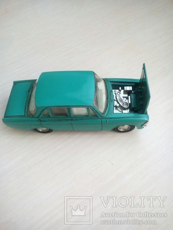 Колекционая машинка москвич 408, модель А 1, фото №3