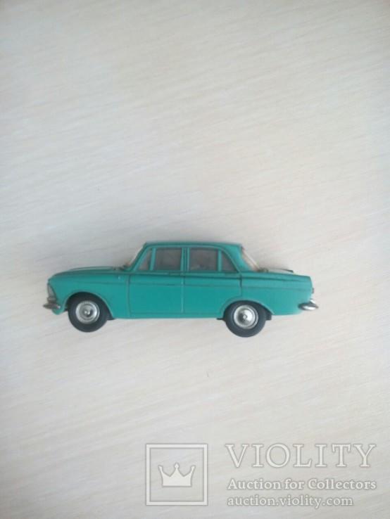 Колекционая машинка москвич 408, модель А 1, фото №5