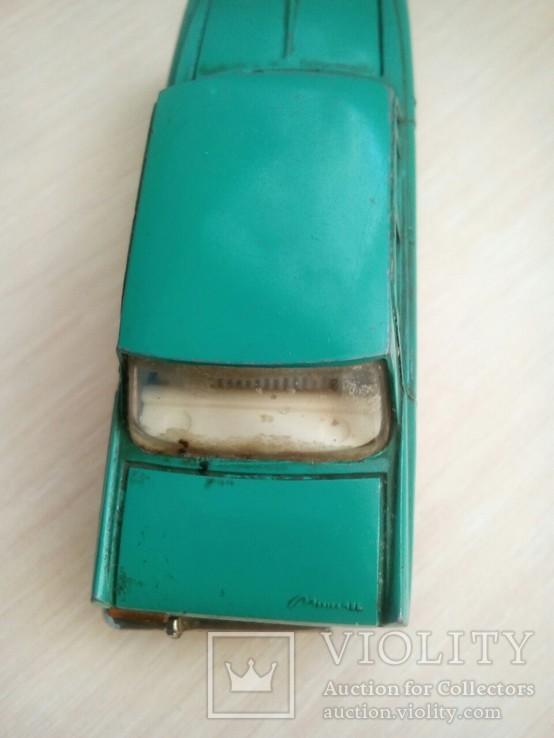 Колекционая машинка москвич 408, модель А 1, фото №7