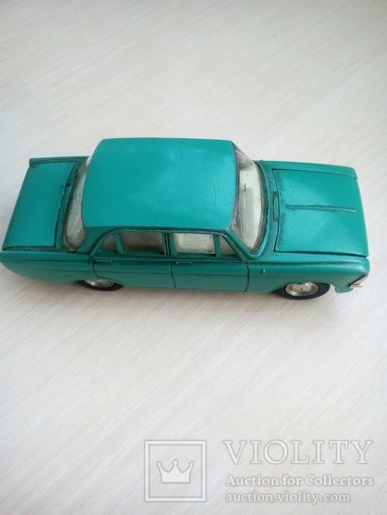 Колекционая машинка москвич 408, модель А 1, фото №8