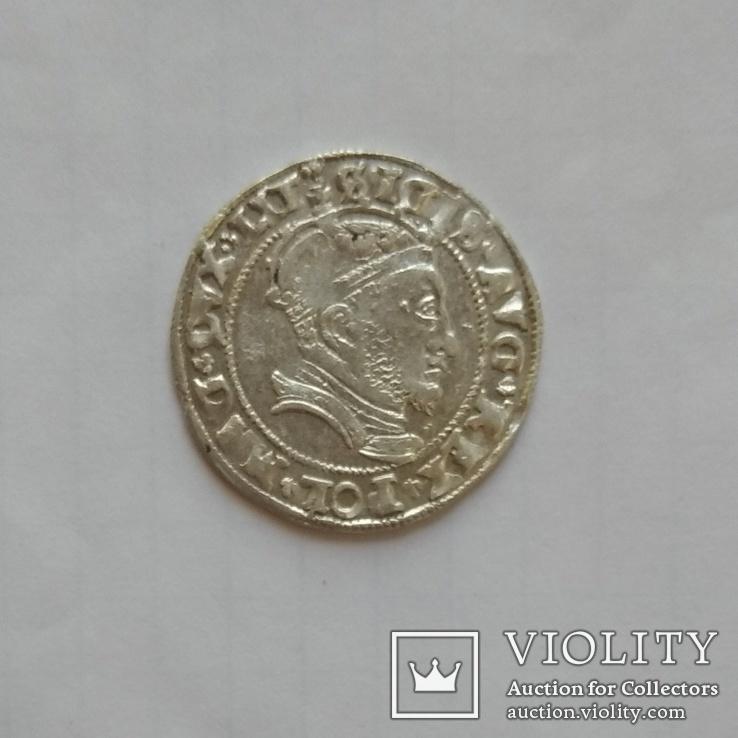 Литовський грош 1546р