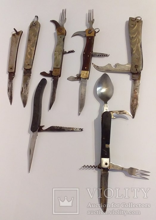 Ножи, фото №5