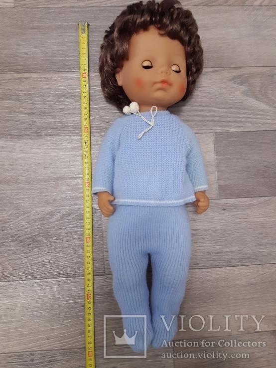 Кукла винтажная, времена СССР, ГДР?, фото №3