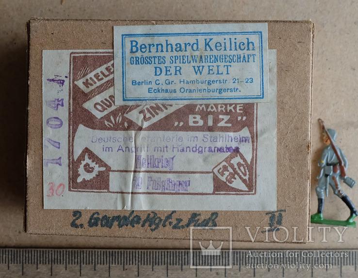 Солдатики оловянные - Германия -  фирма BIZ., фото №5