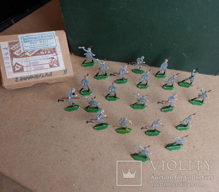 Солдатики оловянные - Германия -  фирма BIZ., фото №8