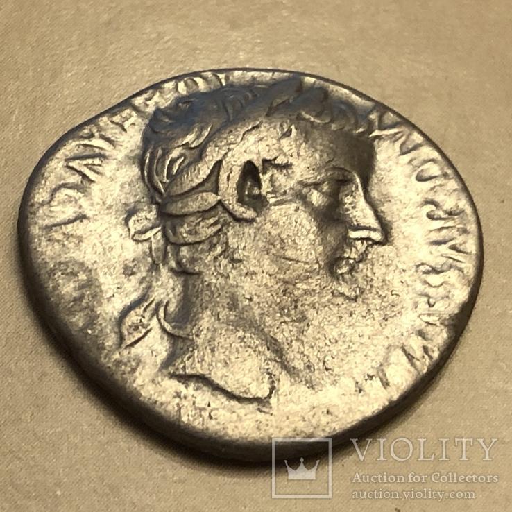 Денарій Тиберія, 14-37 від Р.Х., фото №5