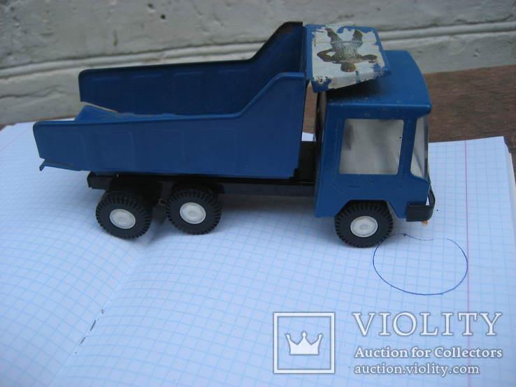 Вантажний автомобіль №2, фото №4