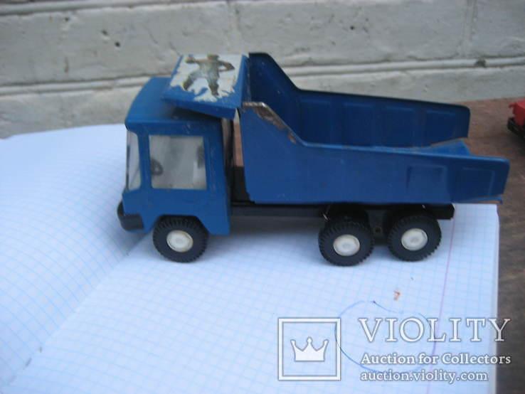 Вантажний автомобіль №2, фото №5