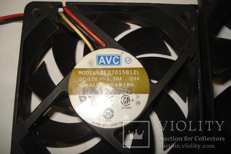 Вентиляторы для компа- 2 шт., фото №8