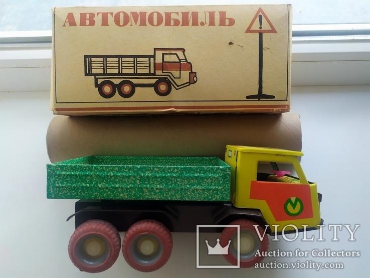 """Машинка""""Быстрица"""" СССР в родной коробке, фото №4"""
