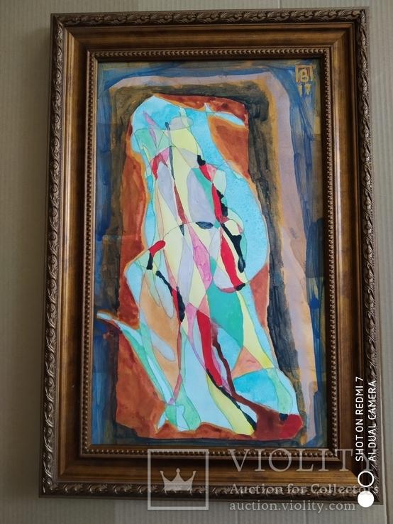 Абстракция..В.Павлов., фото №2