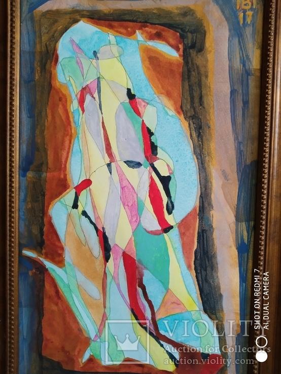 Абстракция..В.Павлов., фото №3